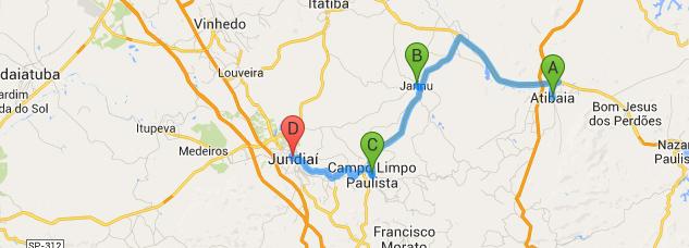 Google maps api v3 criando rotas entre mltiplos pontos google google maps api v3 criando rotas entre mltiplos pontos stopboris Image collections