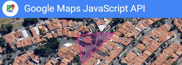 Google Maps Polygon - Google APIs - Programação - Blog Princi