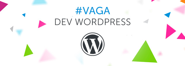 Vaga Wordpress